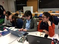 "Zum Artikel ""Modelling Workshop at Vienna University completed"""