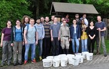 "Zum Artikel ""Tracer test with international Geo Master Course –  A full success"""