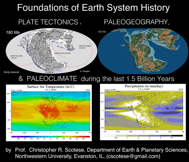 "Zum Artikel ""On July 3, 5pm, Prof. Christopher Scotese (Department of Earth and Environmental Sciences, Northwestern University) gave a talk ""Foundation of Earth System History: Plate tectonics, paleogeography & paleoclimate during the last 1.5 billion years"" in Hörsaal Geologie"""